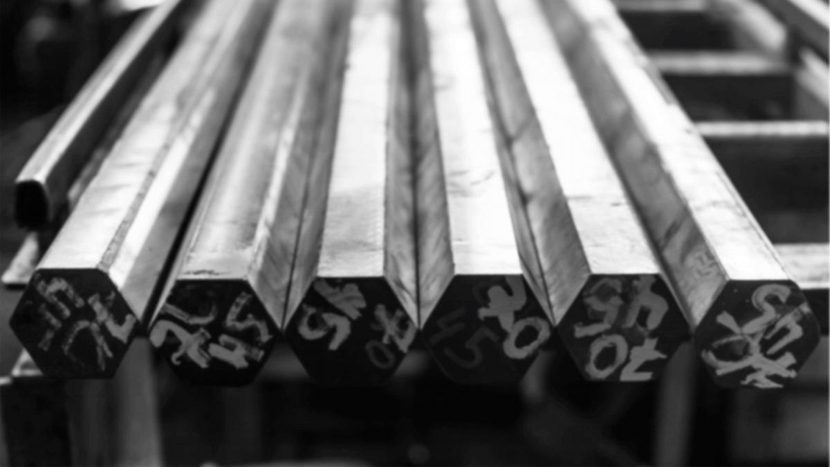 Avläsningsproblem av märkt stål