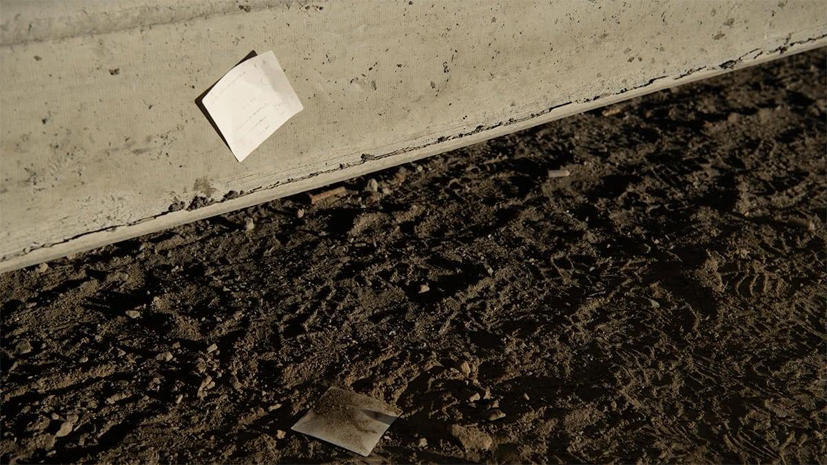 Faller etiketter av när du ska märka prefab betongelement