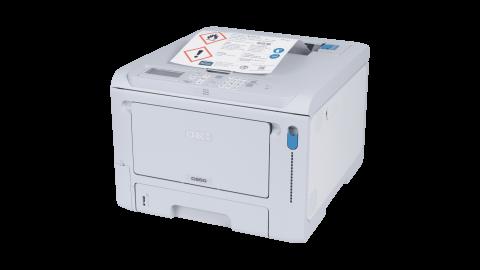 OKI C650 Ark Färgskrivare Kontor