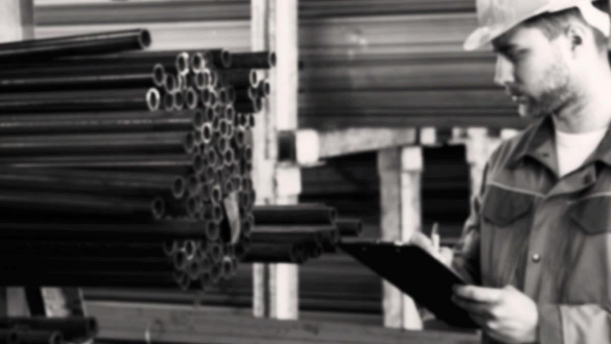 Omärkt stål orsakar sammanblandningar