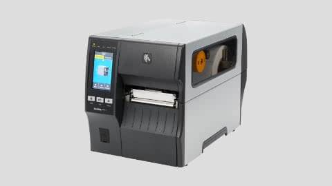 Zebra ZT411 Etikettskrivare Industri