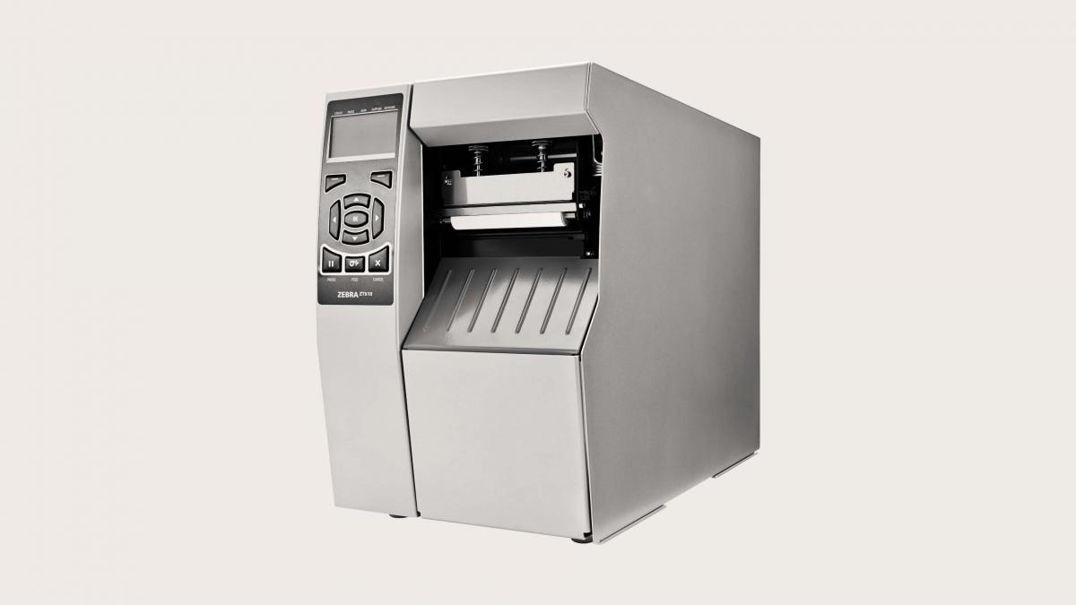 Zebra ZT510 Etikettskrivare Industri